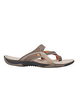 Mountain Warehouse Womens Shore Sandals - Brown