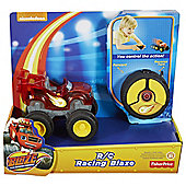 Blaze and the Monster Machines Remote Control Racing Blaze