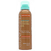 Sunkissed Instant Tanning Gel 150ml - Warm Skin Tone