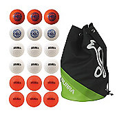 Kookaburra 18 Hockey Ball Package