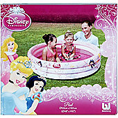 Disney Princess Inflatable Swim Paddling Pool 48 x 10""