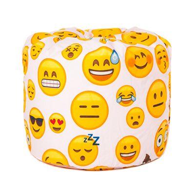 Emoji Girl Childrens Beanbag