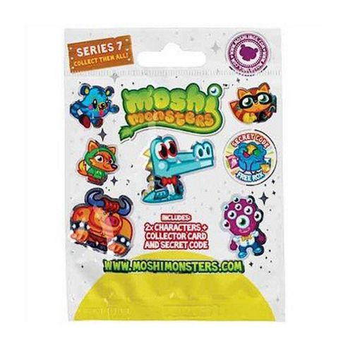 Moshi Monsters Two Moshling Foil Pack - Series 7