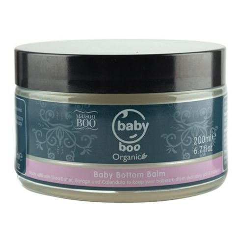 Babyboo Organic Bottom Balm 200ml