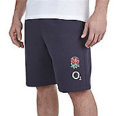 Canterbury England Rugby RFU Fleece Short - Grey - Grey