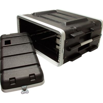 Stagg ABS-4U ABS Rack Case - 4 Units