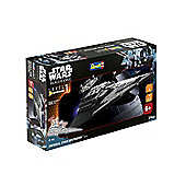 Star Wars Rogue One Build and Play - Imperial Star