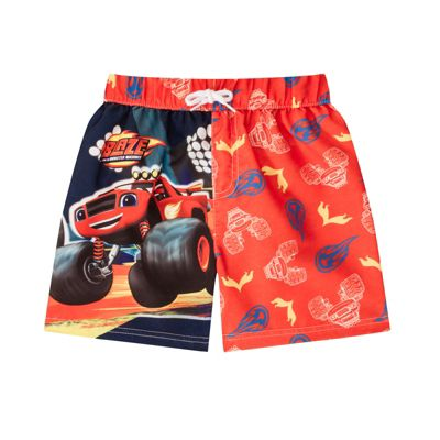Blaze And The Monster Machines Boys Swim Shorts 18-24 Months