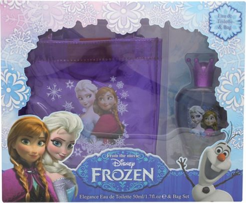 Disney Frozen Gift Set 50ml EDT + Tote Bag For Women