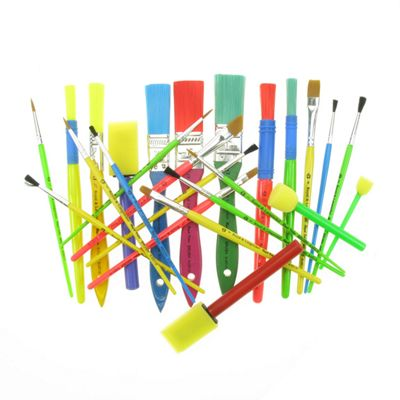 Brush Set 2 Value - 25 Pack