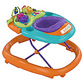 Chicco Walky Talky Baby Walker, Orange