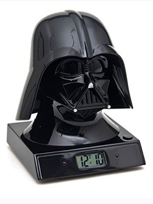 Star Wars Darth Vader Projection Alarm Clock