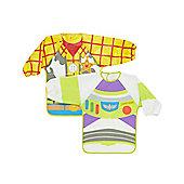 B Baby's Coverall Bibs - 2 Pack