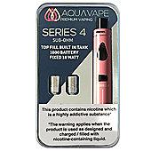 Series 4 Starter Kit (Sub Ohm) - Pink