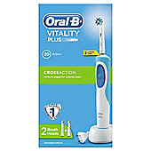 Oral B Vitality Plus Cross Action Toothbrush