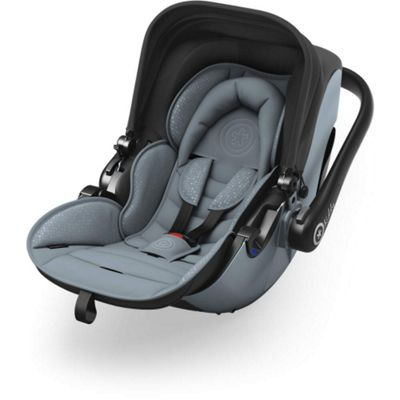 Kiddy Evolution Pro 2 0+ Car Seat (Polar Grey)
