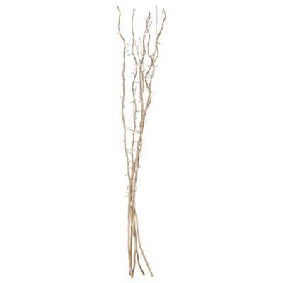 120cm Decorative Twig Lights, Gold