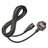 Hewlett-Packard 1.83m 10A C13 Power Cord