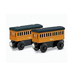 Thomas & Friends Wooden Railway - Annie and Clarabel