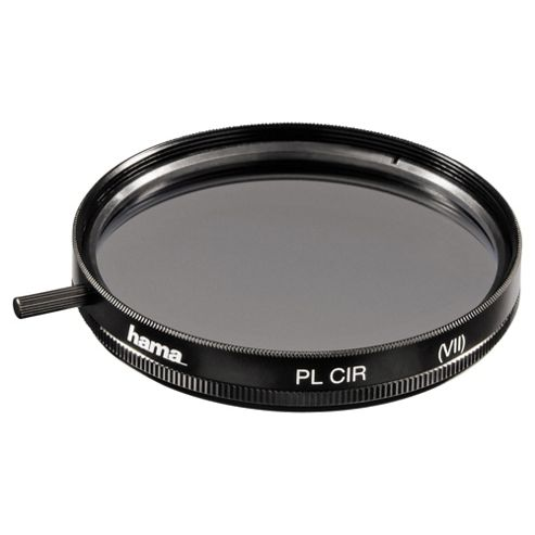 Hama Polarising Filter Circular Coated, Black - 82.0 mm
