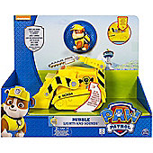 Paw Patrol Rubble's Lights And Sounds Vehicle