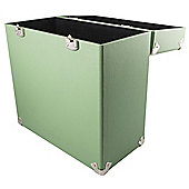 GPO Vinyl Record Storage Case (Green)