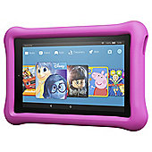 Amazon Fire 7 Kids Edition Tablet 7 inch 16GB with Wi-Fi - Pink Protective Case