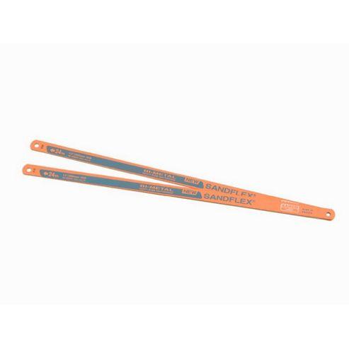 Bahco 3906 Sandflex Hacksaw Blades 12 X 24 Pack 2