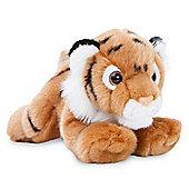 "Aurora World 11"" Plush Luv To Cuddle Brown Tiger"