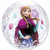 Disney Frozen Clear Orbz Balloon - 25 inch