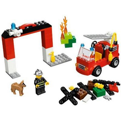 LEGO Bricks & More My First LEGO Fire Station 10661