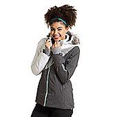 Zakti Chalet Chic Ski Jacket - Grey
