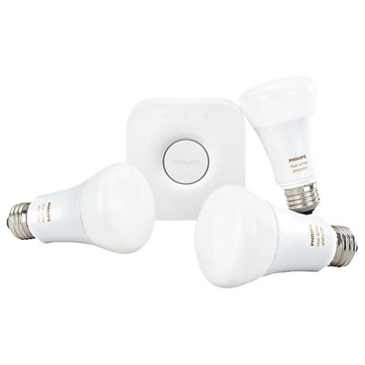 Philips Hue White and Colour Ambiance Starter Kit (E27) Version 3