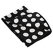 Obaby Dotty Fleece Blanket