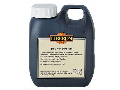 Liberon Black Polish 250ml