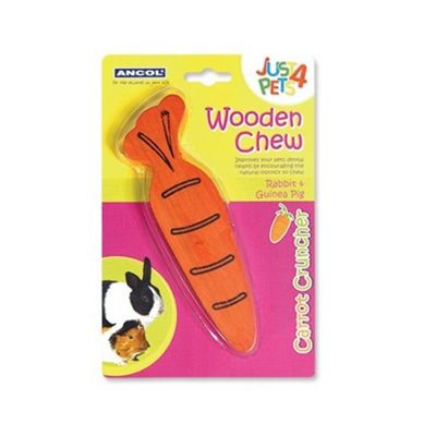 Ancol Just4Pets Carrot Cruncher Chew