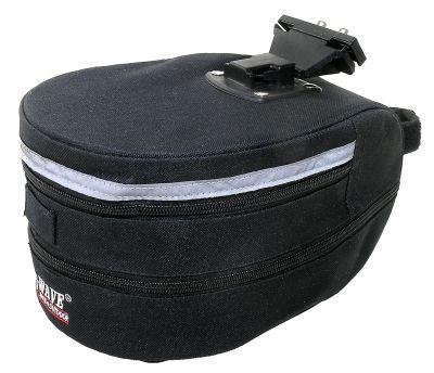 M Wave Clip-On Saddle / Carrier Bag