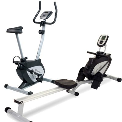 Buy Marcy Rowing Machine and Exercise Bike Package from our