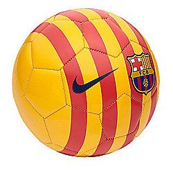 Nike Barcelona FCB Supporters Football Size - 5 21e47ab17b6