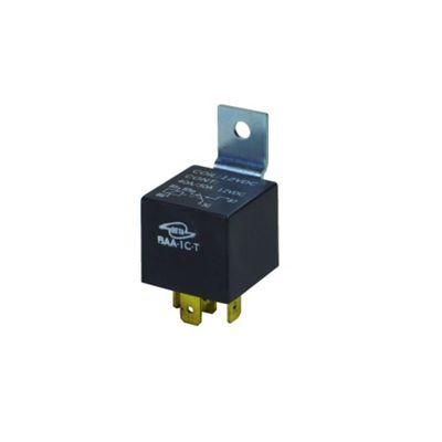 30A SPDT 6.35mm Terminals Automotive 12V DC Relay