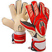 Ho Ghotta Roll/Flat Protek Junior Goalkeeper Gloves - White