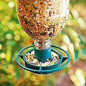 Parkland Pack of 2 Bottle Top Hanging Bird Feeder Kit