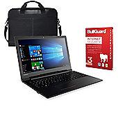 "Lenovo V110-15ISK 80TL00A9UK 15.6"" Laptop Intel Core i3-6006U 4GB 500GB Windows 10 with Internet Security & Case"