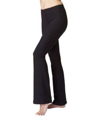 Women's Fitness Gym Sports Bootcut Bottoms Short Length 29