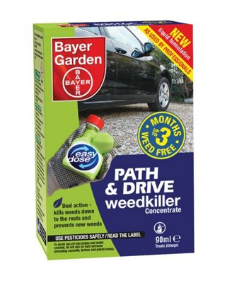 Bayer Path & Drive Weedkiller Concentrate - 90ml