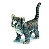 Hansa 30cm Grey Kitten Soft Toy