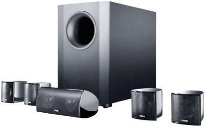 CANTON MOVIE 90 5.1 HOME CINEMA SPEAKER SYSTEM (BLACK)