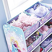 Disney Frozen 6 Bin Storage Unit