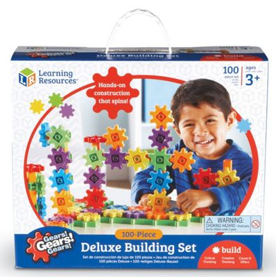 Learning Resources Deluxe Building Set