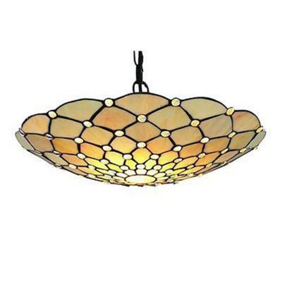 RAINDROP CLEAR UPLIGHTER WITH SUSPENSION